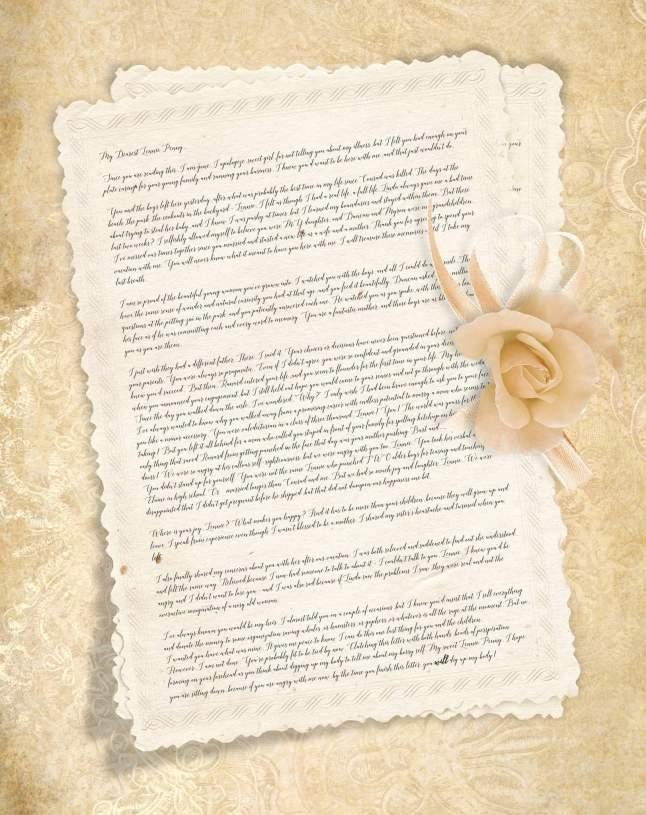 Lennie's letter