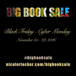 Big Book Sale!