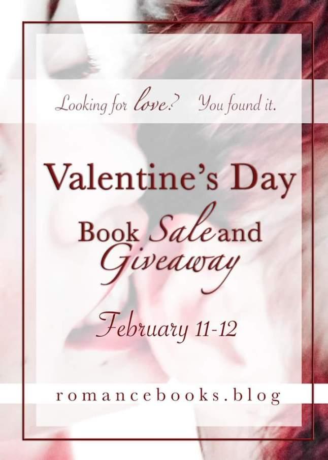 Romance Book Sale banner