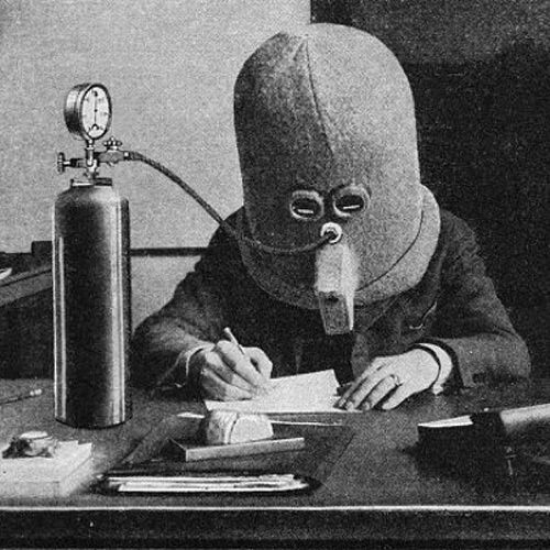 Writing Helmet