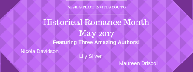Historical Romance Banner