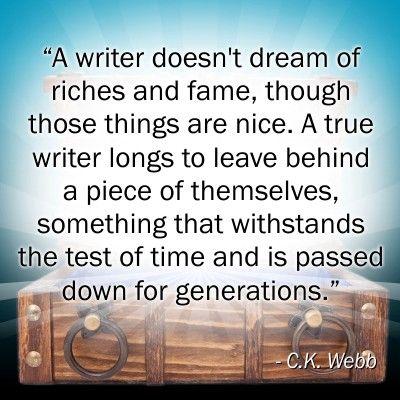 True Writer