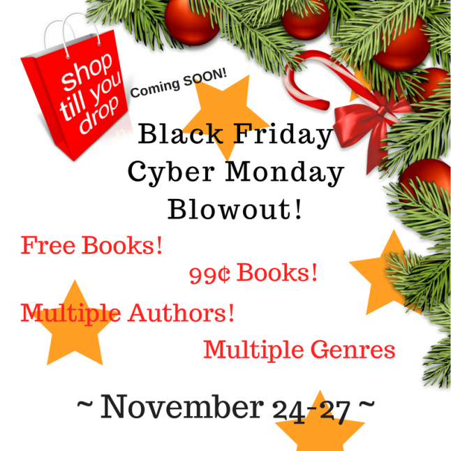 Black Friday Cyber Monday ad