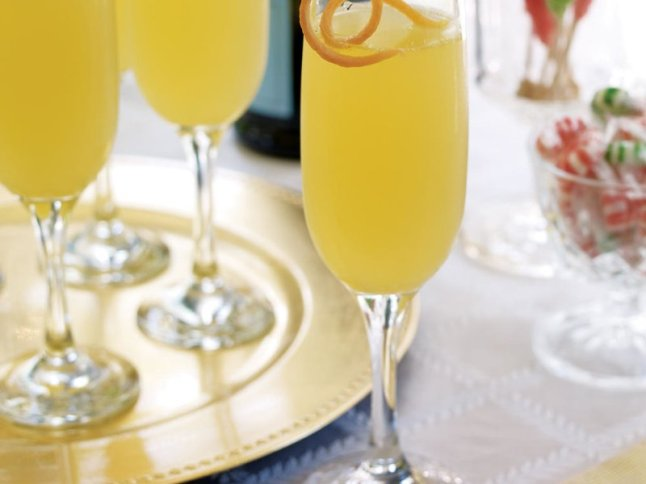 Sparkling Citrus Cocktail