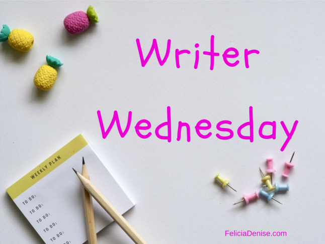 Writer Wednesday banner