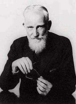 George B Shaw