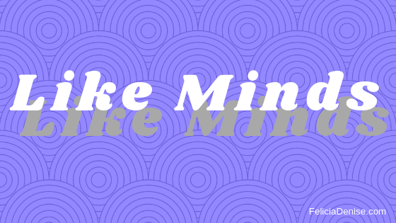 Like Minds banner