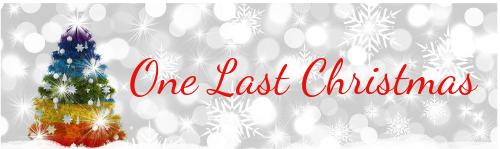 One Last Christmas banner