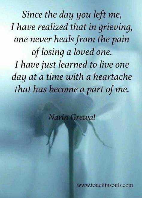 Never Heals