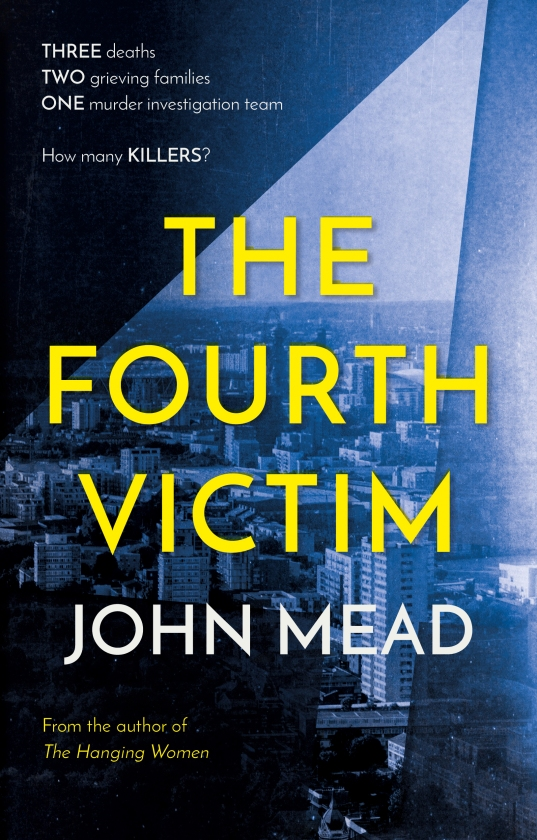 The Fourth Victim cover