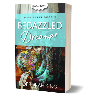 Bedazzled Dreamer cover 3D