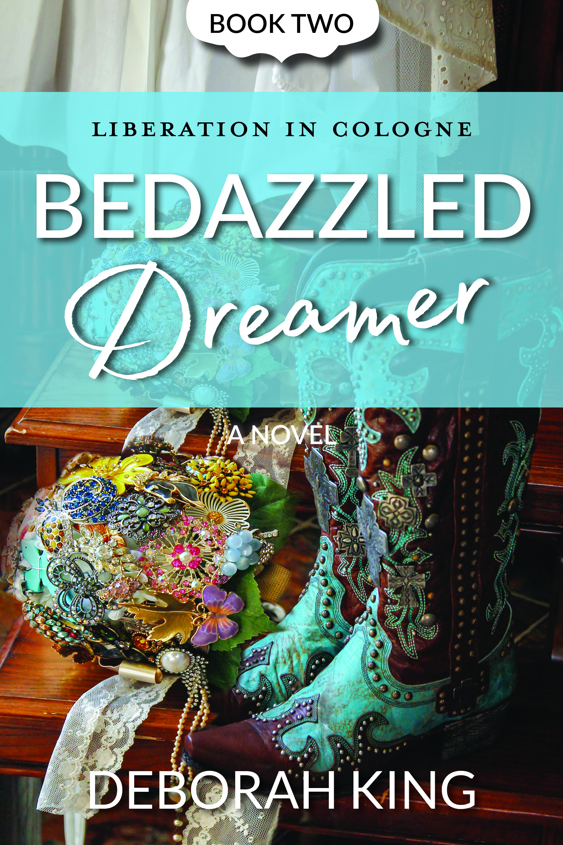 Bedazzled Dreamer cover