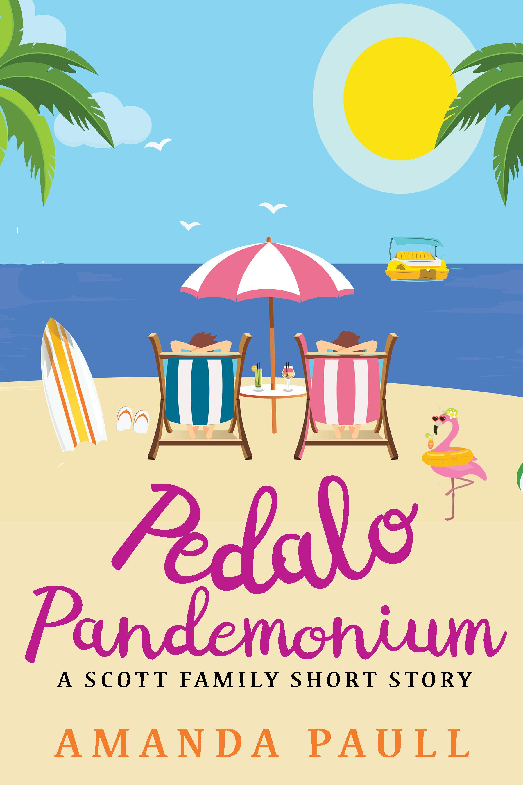 Pedalo Pandemonium cover