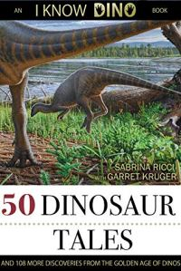 50 Dinosaur Tales cover