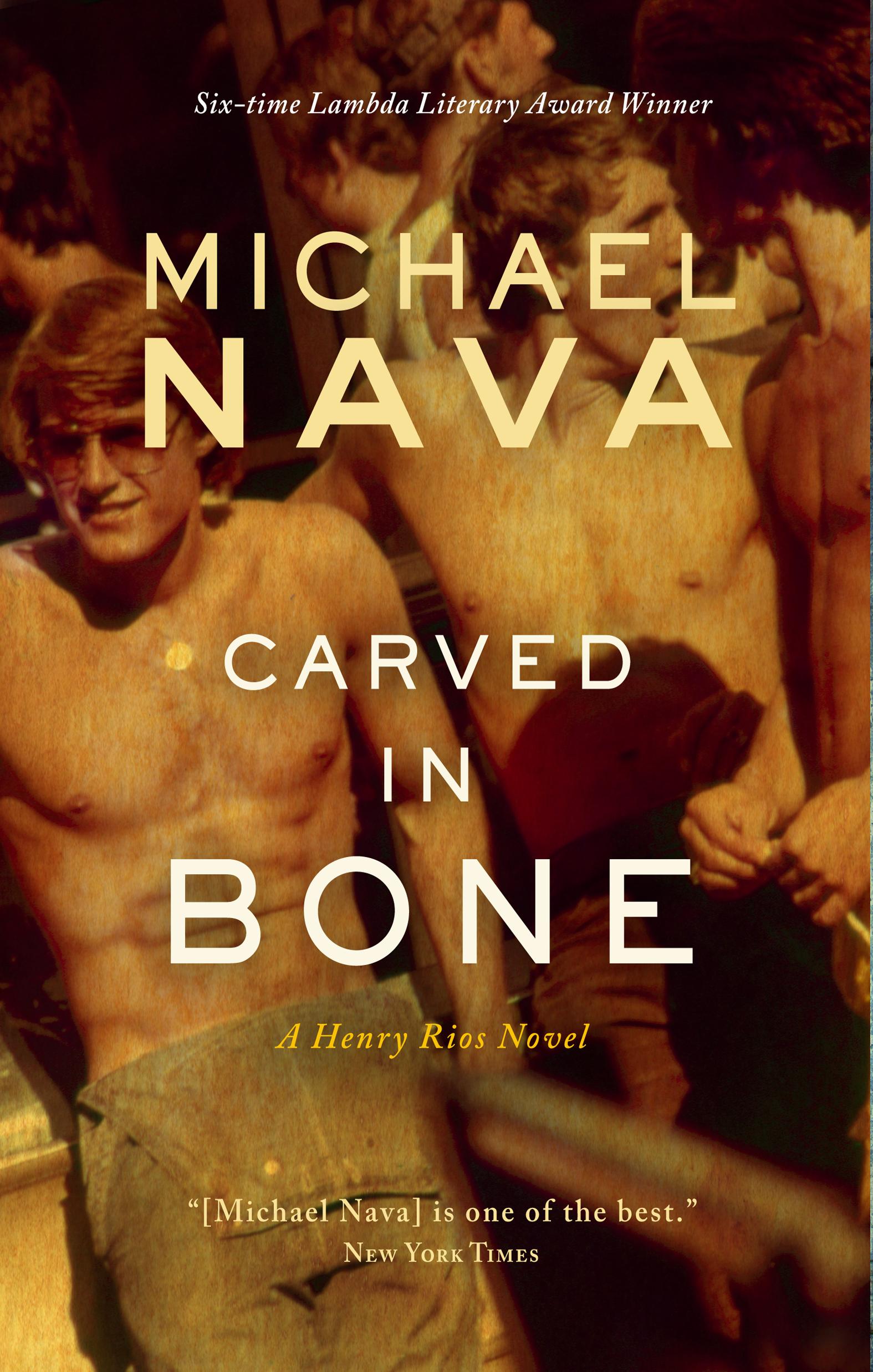 Carved in Bone cover