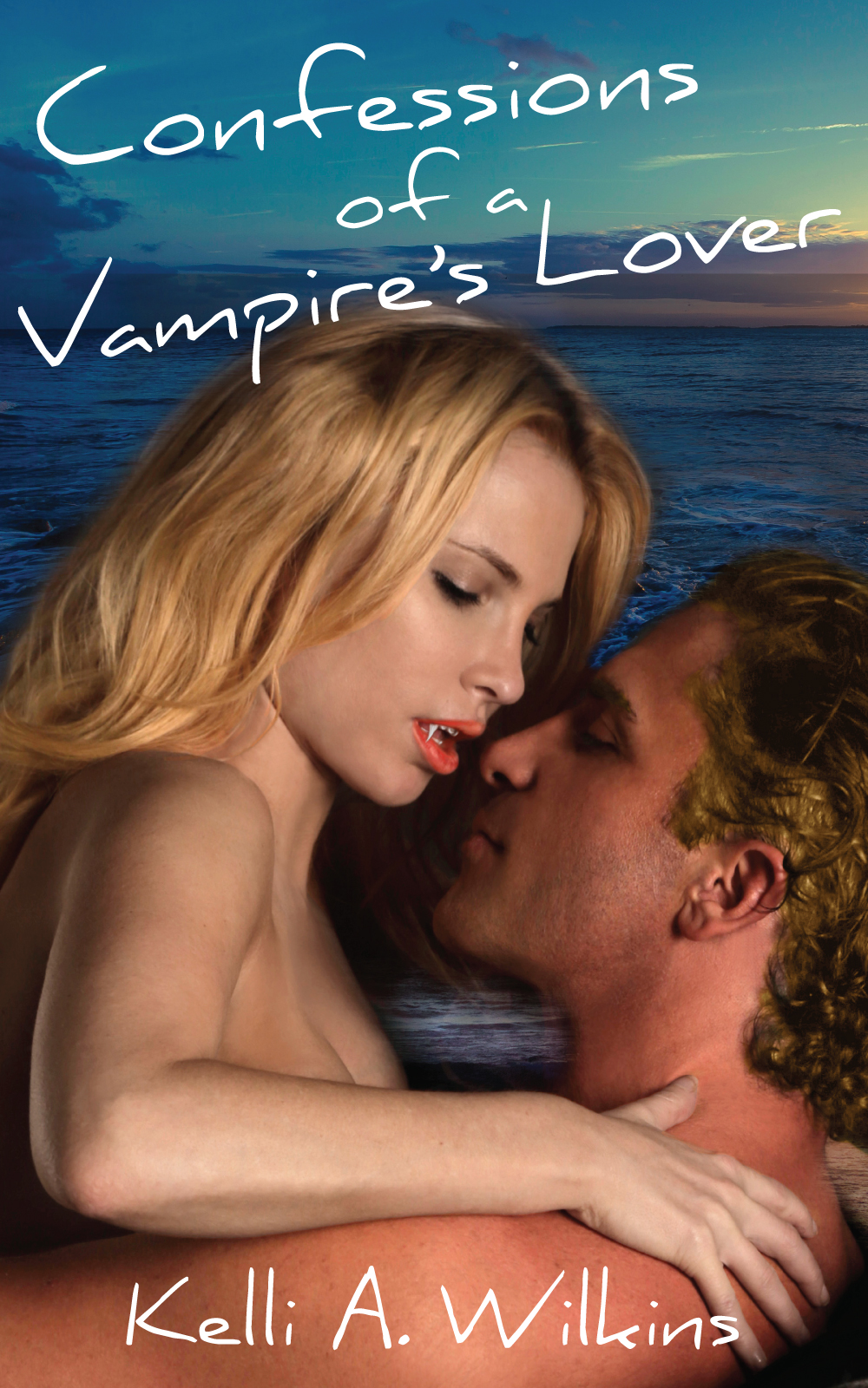 Confessions of a Vampier's Lover cover