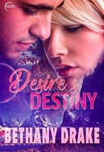 Desire's Destiny cover