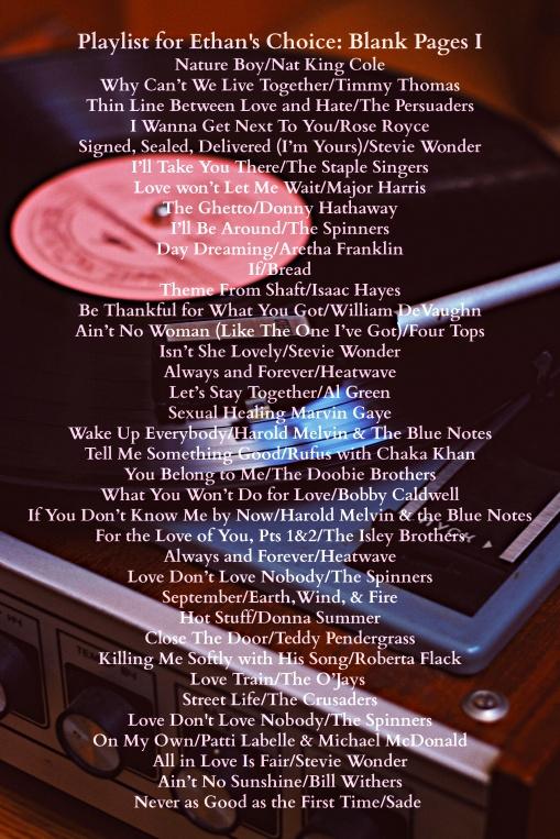 Ethan's Playlist