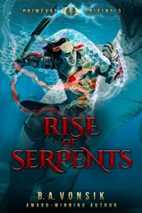 Rise of the Sepents cover