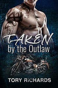 Taken by the Outlaw cover