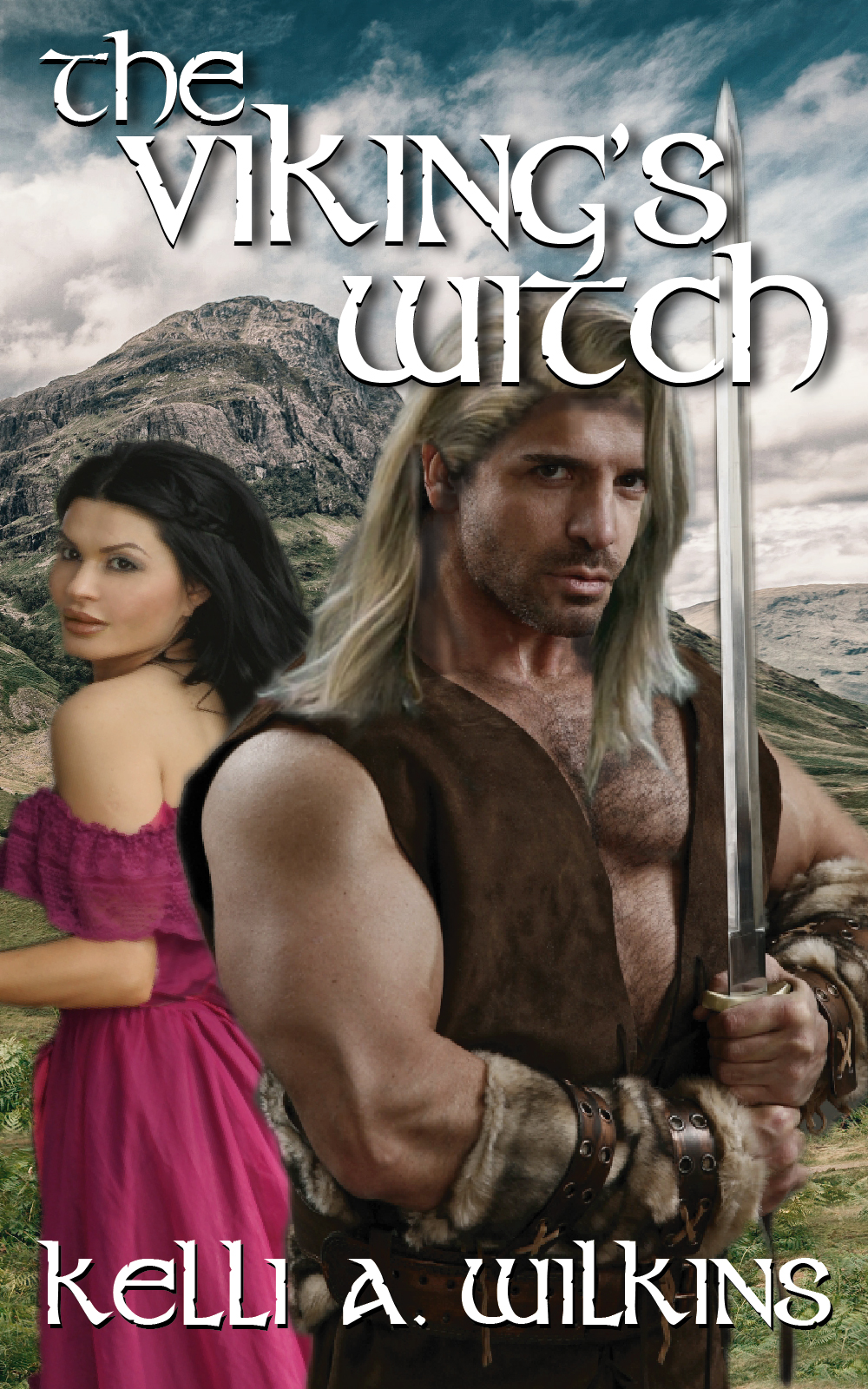 Viking's Witch cover