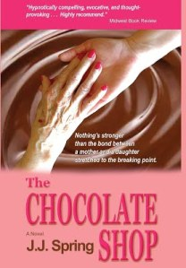 The Chocolate Shop cover