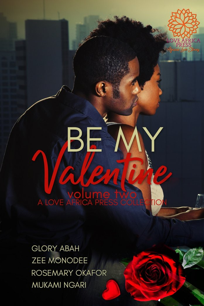 Be Me Valentine cover