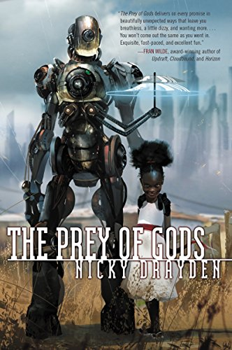 The Prey of Gods cover