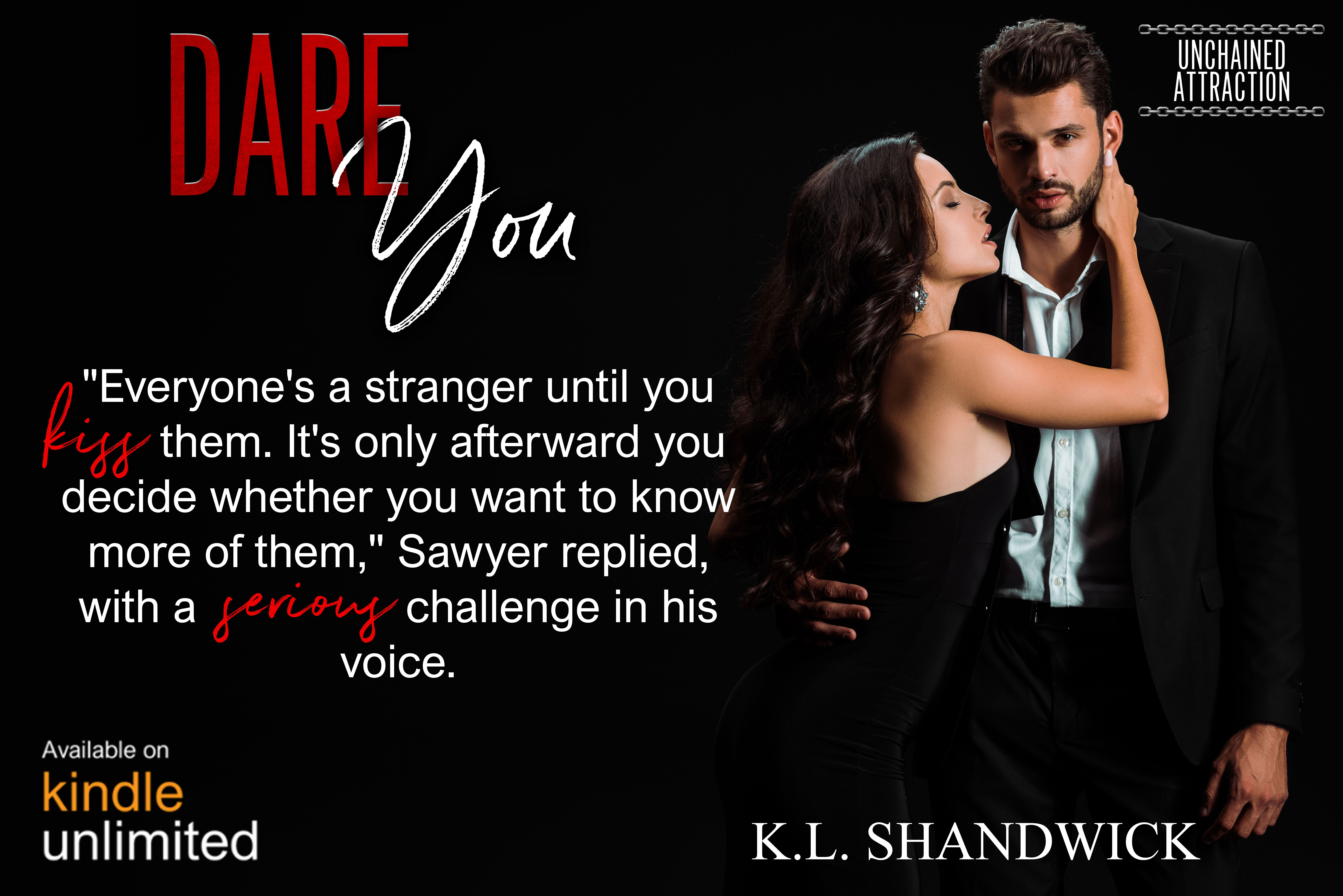 Dare You teaser