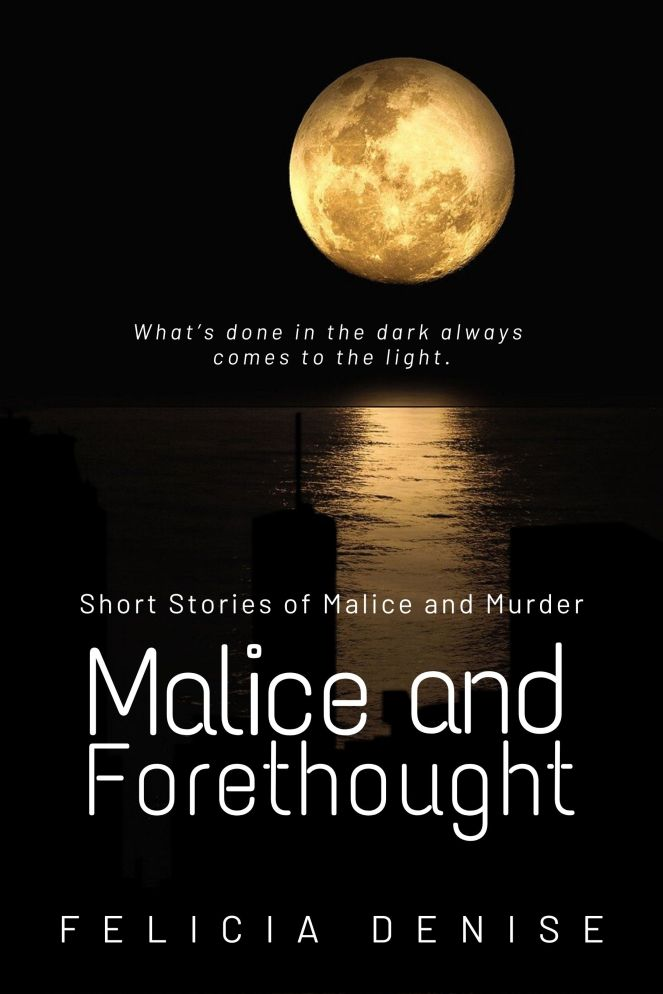 Malice and Forethought cover