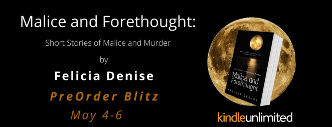 Malice and Forethought Banner
