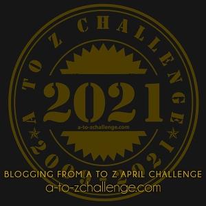 atoz badge 2021