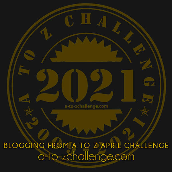 atoz badge 2021